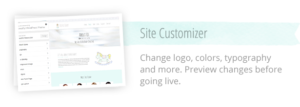 Site Customizer